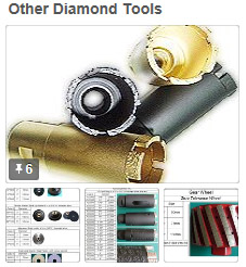 Other Diamond Tools & Accessories
