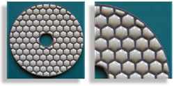 High End Dry Polishing Pad