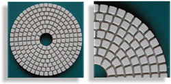 Hybrid 3 Step Wet & Dry Polishing Pad