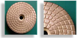 Metal Polishing Pad made of genuine metal