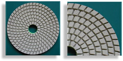 Multi Hybrid Wet & Dry Polishing Pad