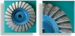 Turbo Grinding Cup Wheel