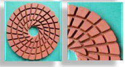 Wet Polishing Pad 5mm Thickness